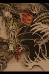 Chinese Dragon colour version by brokenpuppet86