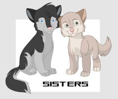 Sisters by Stamps