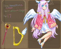 Optera: Seraphina Elton by UnderseaSapphire