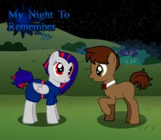 My Night To Remember - Wallpaper by darksoma905