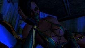 Mortal Kombat : Jade 5 by DOOM4Rus