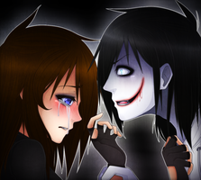 Stop Crying.. by TricksterWicked