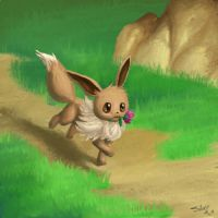 Running Home by Ms-Silver