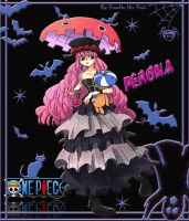 Perona  Creepy Princess by StrawhatNicoRobin