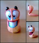 'Worms 3D' - Worm by Destro2k