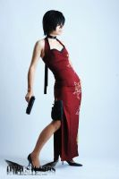 RE4 - Ada Wong 13 by Hyokenseisou-Cosplay