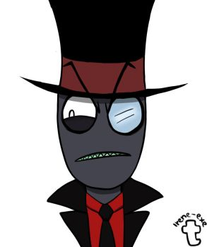More black hat by irene--exe