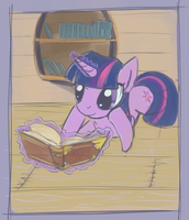 Twilight Sparkle by Dsurion