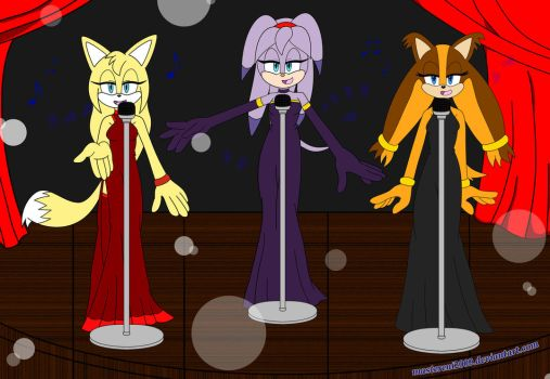 Contest Entry - Jazz singers by MasterEni2009