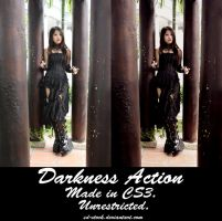 Darkness Action by sd-stock