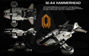 M-44 Hammerhead ortho by unusualsuspex