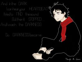 So I stayed in the darkness with you by lilith-lips