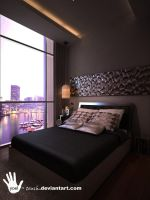 apartment masterbedroom1 by yoel-touch