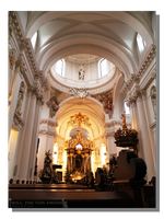 Fulda Cathedral Interior by WillFactorMedia