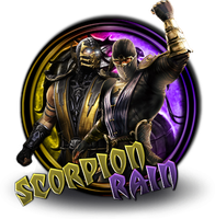 Scorpion and Rain by xDarkArchangel