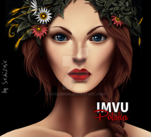 Art for contest on IMVU group by Evolemon