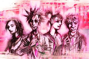 Mindless Self Indulgence by theonlyfanever