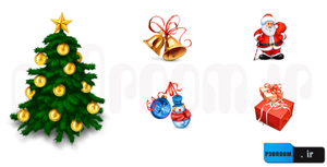Christmas-icons-part2 by p30room