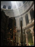 Holy Sepulchre by drakiross