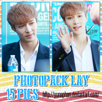 PHOTOPACK Lay (EXO) #39 by YunaPhan