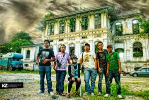 HDR MANIPULATION 01 by kuriee