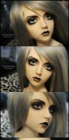 Face-up: Migidoll Jina - 4 by asainemuri