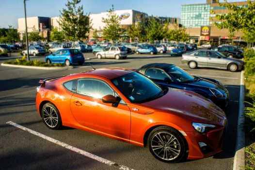 My Toyota Sport by GauthierN