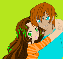 Me And My Brother by angelina237