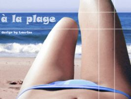 a la plage III WP by Laurion
