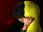 Bedlam...She almost looks....real... by Brashgirl901