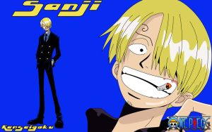 One Piece Sanji 0010 by kenseigoku