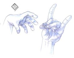 back to basics pt 1 - hands by axl99
