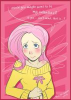 Be My Fluttershy by Kiniki-Chan