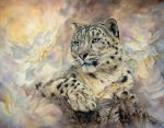 Snow leopard by IrenaDem