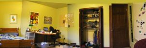 My Room in WIDE Angle by Nzabob