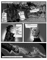 pages comics  under ground by joseisai