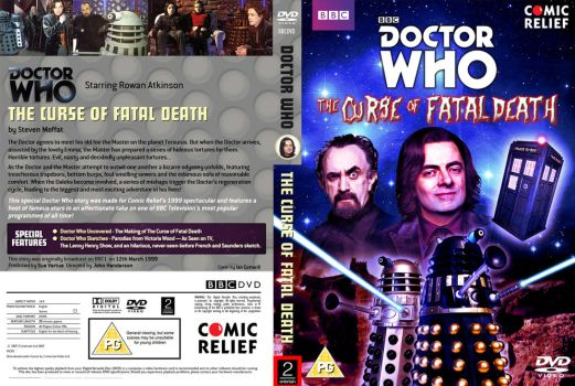The Curse Of Fatal Death | DVD Cover by Cotterill23