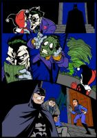 Joker Mask Page 1 by chelito