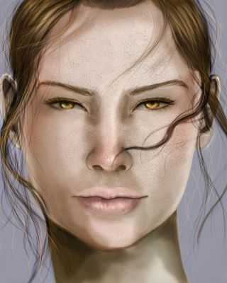 Rey by CreativeTouchArt