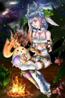 Melia Jungle Campout by Codax