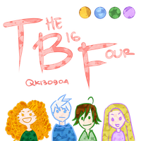 The Big Four :: Colors Fun by 963Q-karin