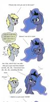 MLP FIM comic - Luna Want Revenge by Joakaha