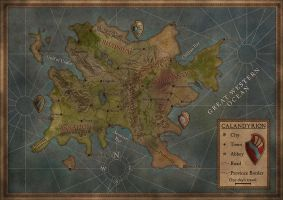 Calandyrion by Sapiento