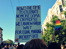 We Can't Wait for Marriage Equality in Every State by Sunset-Trails