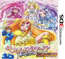 Suite Precure and Megaman Legends 3DS by isaacyeap