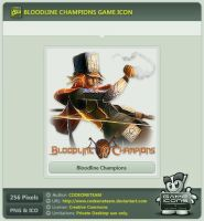 Bloodline Champions Icon by CODEONETEAM