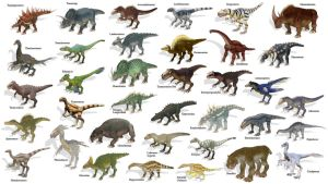 More Spore Dinosaurs by Carnosaur