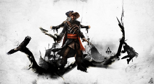Assassin's Creed 4 by alif32