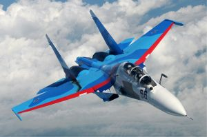 Sukhoi Su-30 by FPSRussia123