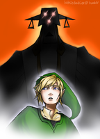 Skyward Sword: Silent Realm by Lottie3